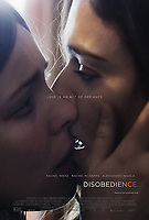 DISOBEDIENCE (2017)<br /> POSTER<br /> *Filmstill - Editorial Use Only*<br /> CAP/FB<br /> Image supplied by Capital Pictures
