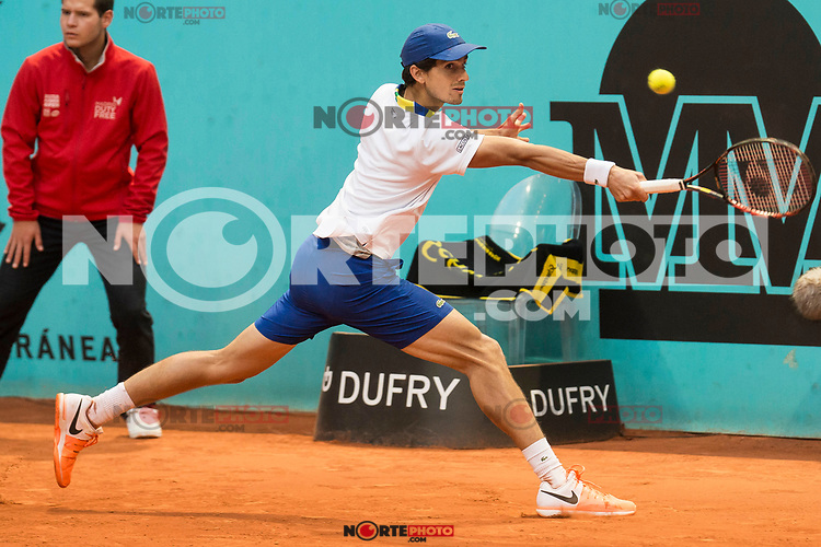 French Pierre-Hugues Herbert during Mutua Madrid Open Tennis 2017 at Caja Magica in Madrid, May 10, 2017. Spain.<br /> (ALTERPHOTOS/BorjaB.Hojas) /NortePhoto.com **NortePhoto.com