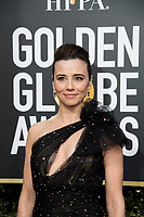 Linda Cardellini attends the 76th Annual Golden Globe Awards at the Beverly Hilton in Beverly Hills, CA on Sunday, January 6, 2019.<br /> *Editorial Use Only*<br /> CAP/PLF/HFPA<br /> Image supplied by Capital Pictures