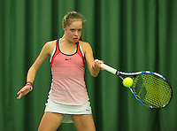 Rotterdam, The Netherlands, March 11, 2016,  TV Victoria, , NOJK 12/16 years, Margriet Timmermans<br /> Photo: Tennisimages/Henk Koster