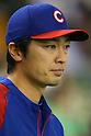 Tsuyoshi Wada (Cubs),<br /> NOVEMBER 15, 2014 - Baseball : <br /> 2014 All Star Series Game 3 between Japan 4-0 MLB All Stars <br /> at Tokyo Dome in Tokyo, Japan. <br /> (Photo by Shingo Ito/AFLO SPORT)[1195]