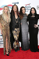 LOS ANGELES - FEB 10:  Aimee Preston, Steven Tyler, Chelsea Tyler,  Mia Tyler at the 2019 Steven Tyler's Grammy Viewing Party at the Raleigh Studios on February 10, 2019 in Los Angeles, CA