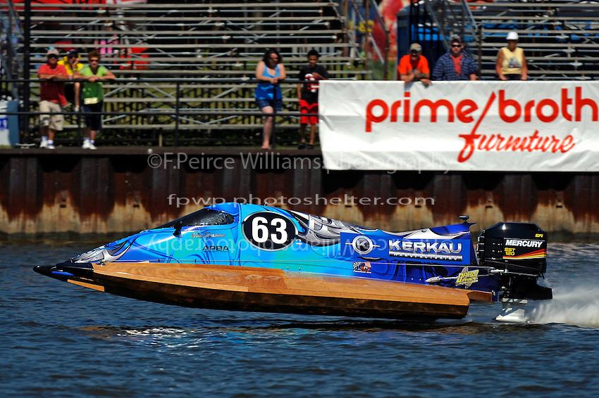 Wade Tuchscherer (#63)     (Formula 1/F1/Champ class)