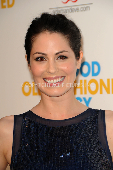 WWW.ACEPIXS.COM . . . . .  ....August 25 2011 LA....Actress Michelle Borth arriving at the screening of Samuel Goldwyn Films' 'A Good Old Fashioned Orgy' at the Arclight Cinema on August 25, 2011 in Los Angeles, California.....Please byline: PETER WEST - ACE PICTURES.... *** ***..Ace Pictures, Inc:  ..Philip Vaughan (212) 243-8787 or (646) 679 0430..e-mail: info@acepixs.com..web: http://www.acepixs.com