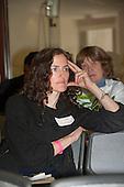 Washington DC, USA. Chico Vive conference, 5th April 2014. Suzanne Pelletier, Rainforest Foundation US.