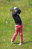 Gareth Bohill (Co. Louth) <br /> during the 4th round of the East of Ireland Amateur Open Championship 2013 Co Louth Golf club 3/6/13<br /> Picture:  Thos Caffrey / www.golffile.ie