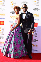 LOS ANGELES - MAR 30:  Ryan Michelle Bathe, Sterling K Brown at the 50th NAACP Image Awards - Arrivals at the Dolby Theater on March 30, 2019 in Los Angeles, CA