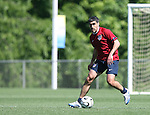 12 May 2006: Claudio Reyna. The United States' Men's National Team trained at SAS Soccer Park in Cary, NC, in preparation for the 2006 FIFA World Cup tournament to be played in Germany from June 9 through July 9, 2006.