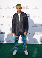 Jaden Smith at the 27th Annual Environmental Media Awards at Barker Hangar, Santa Monica Airport, Santa Monica, USA 23 Sept. 2017<br /> Picture: Paul Smith/Featureflash/SilverHub 0208 004 5359 sales@silverhubmedia.com