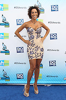 SANTA MONICA, CA - AUGUST 19: Nicole Murphy at the 2012 Do Something Awards at Barker Hangar on August 19, 2012 in Santa Monica, California. Credit: mpi21/MediaPunch Inc. /NortePhoto.com<br />