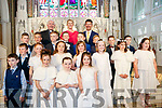 Kenmare School First Communion at Kenmare Church on Saturday.