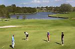 VELSEN - Hole D4 Openbare Golfbaan Spaarnwoude. COPYRIGHT KOEN SUYK