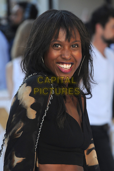 LONDON, ENGLAND - JUNE 30: Michelle Gayle attends the European Premiere of Magic Mike XXL at Vue West End on June 30, 2015 in London, England.<br /> CAP/BEL<br /> &copy;Tom Belcher/Capital Pictures