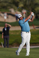 Lee Westwood (ENG) on the 16th fairway during Round 3 of the Abu Dhabi HSBC Championship at the Abu Dhabi Golf Club, Abu Dhabi, United Arab Emirates. 18/01/2020<br /> Picture: Golffile | Thos Caffrey<br /> <br /> <br /> All photo usage must carry mandatory copyright credit (© Golffile | Thos Caffrey)