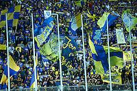 tifosi del Frosinone  durante l'incontro di calcio di Serie A   Frosinone - Torino  allo  Stadio Matusa di   di Frosinone ,23 Agosto 2015