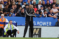 Wolverhampton Wanderers manager Nuno during Leicester City vs Wolverhampton Wanderers, Premier League Football at the King Power Stadium on 11th August 2019