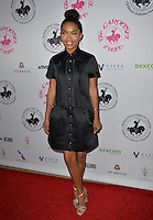 BEVERLY HILLS, CA. October 8, 2016: Yara Shahidi at the 2016 Carousel of Hope Ball at the Beverly Hilton Hotel.<br /> Picture: Paul Smith/Featureflash/SilverHub 0208 004 5359/ 07711 972644 Editors@silverhubmedia.com