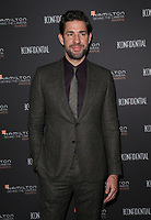 04 November 2018 - Los Angeles, California - John Krasinski. 10th Hamilton Behind the Camera Awards hosted by Los Angeles Confidential at Exchange LA. <br /> CAP/ADM/FS<br /> &copy;FS/ADM/Capital Pictures