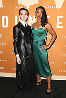 HOLLYWOOD, CA - DECEMBER 3: Sara Serraiocco, Betty Gabriel, at the Season 2 premiere of Counterpart at The Arclight Hollywood in Hollywood, California on December 3, 2018. <br /> CAP/MPIFS<br /> &copy;MPIFS/Capital Pictures