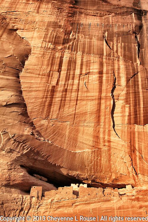 White House Ruin - Arizona - Canyon de Chelly NM - Anasazi