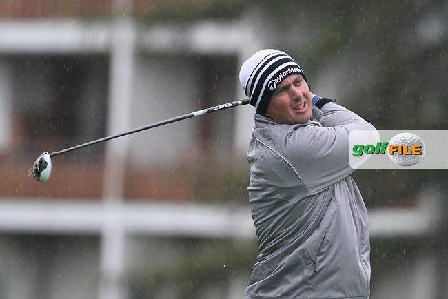 Peter Lawrie (IRL) on Day 2 of the Omega European Masters 2012, Golf Club Crans-Sur-Sierre, Crans Montana, Switzerland, 31/8/12...(Photo Jenny Matthews/www.golffile.ie)