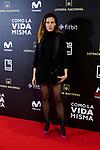 Carola Escamez attends to 'Como la Vida Misma' film premiere during the 'Madrid Premiere Week' at Callao City Lights cinema in Madrid, Spain. November 12, 2018. (ALTERPHOTOS/A. Perez Meca)