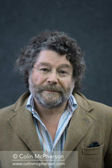 Celebrated British poet Craig Raine, pictured at the Edinburgh International Book Festival where he talked about his work on T S Eliot. The Book Festival was the World's largest literary event and featured writers from around the world. The 2007 event featured around 550 writers and ran from 11-27 August.