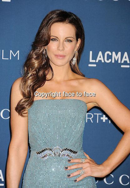 LOS ANGELES, CA- NOVEMBER 02: Actress Kate Beckinsale arrives at the LACMA 2013 Art + Film Gala at LACMA on November 2, 2013 in Los Angeles, California.<br /> Credit: Mayer/face to face<br /> - No Rights for USA, Canada and France -