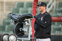04.06.2016 - MiLB Kannapolis Intimidators Workout