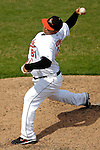 9 March 2007: Baltimore Orioles pitcher Cory Doyne on the mound against the Washington Nationals at Fort Lauderdale Stadium in Fort Lauderdale, Florida. <br /> <br /> Mandatory Photo Credit: Ed Wolfstein Photo