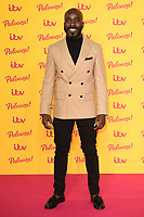 Melvin O'Doom<br /> arriving for the ITV Palooza at the Royal Festival Hall London<br /> <br /> ©Ash Knotek  D3444  16/10/2018