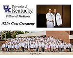 UK College of Medicine White Coat July 2018