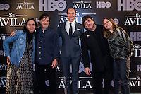 SAO PAULO, SP - 19.07.2016 - EVENTO-SP - Os roteristas argentinos, Walter e Marcelo Slavich participam do evento de lan&ccedil;amento da nova temporada da s&eacute;rie &quot;Sr. &Aacute;vila&quot;, na tarde desta ter&ccedil;a-feira (19) no Hilton Hotel, na zona sul de S&atilde;o Paulo. A s&eacute;rie entra em sua terceira temporada, sendo exibida no canal HBO.<br /> <br /> (Foto: Fabricio Bomjardim / Brazil Photo Press)