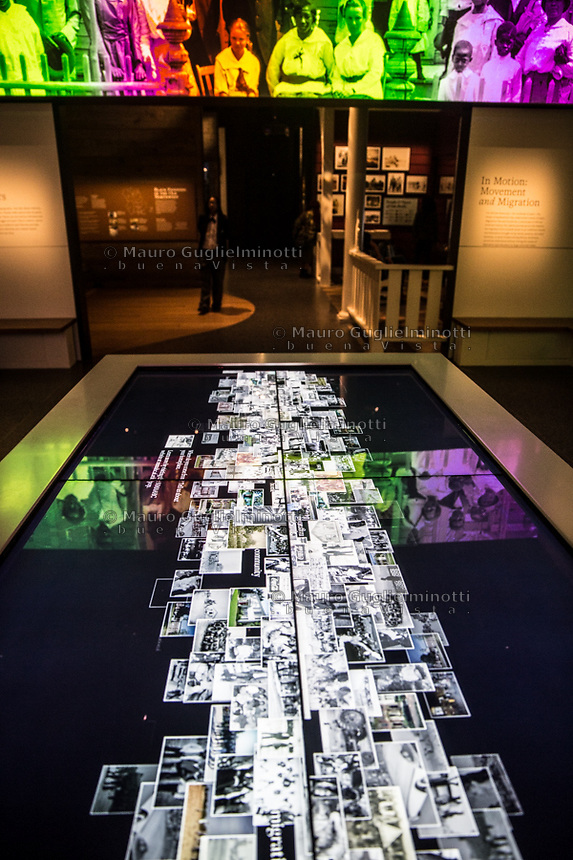 Washington- National Museum of African American History and Culture