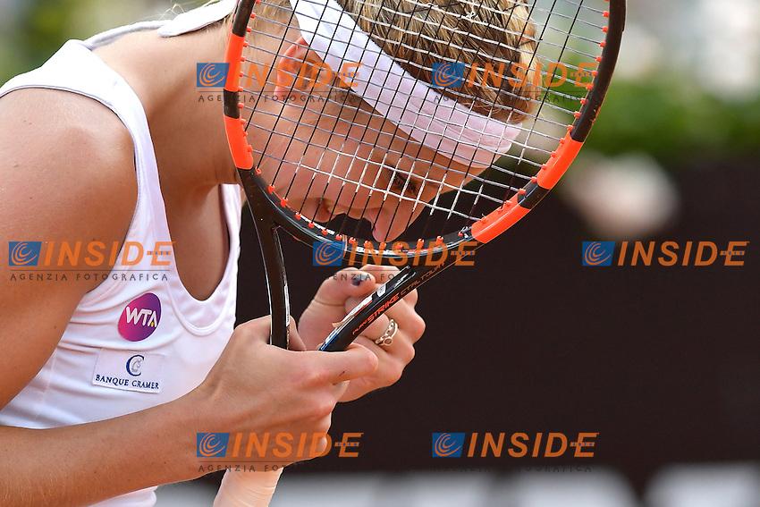 Timea Bacsinszky (SUI)<br /> Roma 11-05-2016  Foro Italico<br /> Internazionali BNL d'Italia, <br /> Tennis WTA<br /> Foto Antonietta Baldassarre / Insidefoto