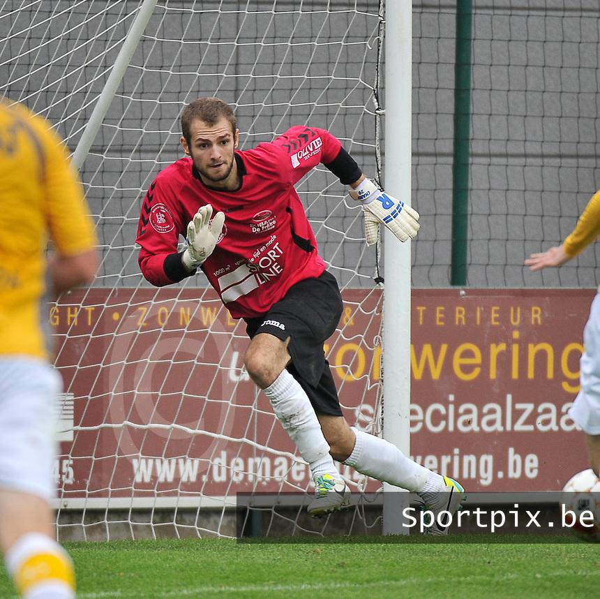 Club Roeselare : Bert Verdonck<br /> foto VDB / Bart Vandenbroucke