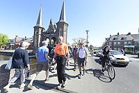 WANDELSPORT: SLOTEN: 08-05-2018, Elfstedenwandeltocht, ©foto Martin de Jong