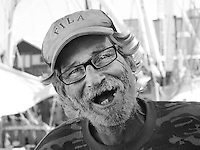 OLYMPUS DIGITAL CAMERA Wild Bill is another one of my Florida Keys shrimp boat subject. He is a wealth of knowledge about shrimp, catching shrimp and shrimp boats.