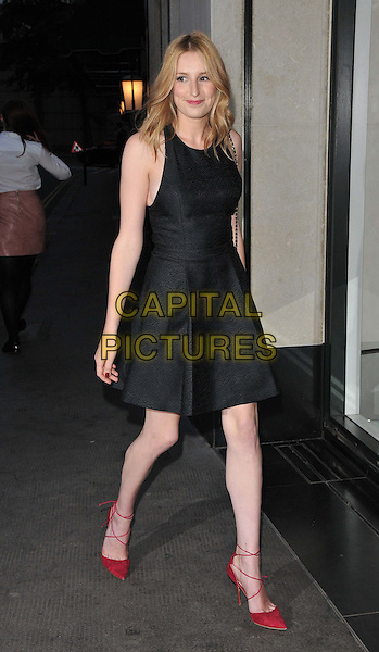 Laura Carmichael attends the Downton Abbey Wrap Party, The Ivy Club, West Street, London, England, UK, on Saturday 15 August 2015. <br /> CAP/CAN<br /> &copy;Can Nguyen/Capital Pictures