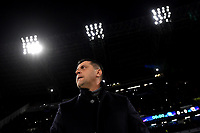 Vladan Milojevic coach of Crvena Zvezda looks ahead the Uefa Champions League 2018/2019 Group C football match betweenSSC Napoli and Crvena Zvezda at San Paolo stadium, Napoli, November, 28, 2018 <br /> Foto Andrea Staccioli / Insidefoto