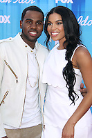 Jason Derulo and Jordin Sparks at Fox's 'American Idol 2012' Finale Results Show at Nokia Theatre L.A. Live on May 23, 2012 in Los Angeles, California. © mpi27/MediaPunch Inc.