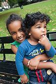 Fatima + children