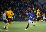 03.10.2019 Young Boys of Bern v Rangers: Alfredo Morelos celebrates his goal