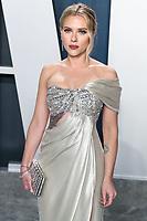 2/9/20 - Beverly Hills:  2020 Vanity Fair Oscar Party