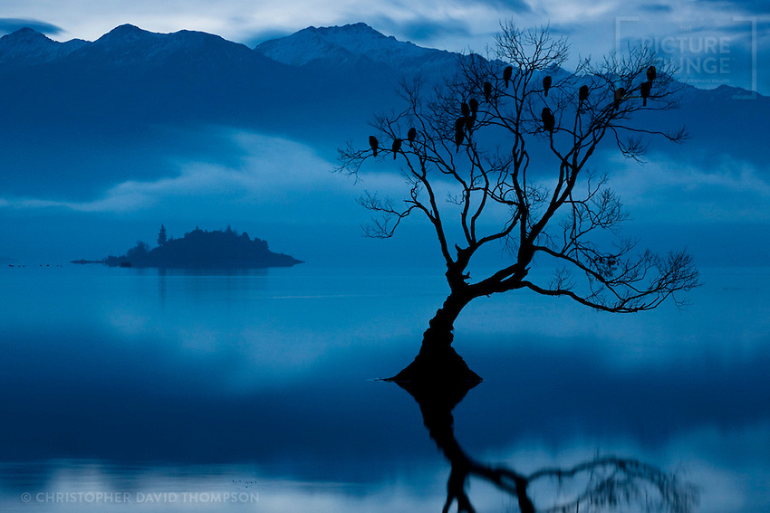 Lake Wanaka, Central Otago