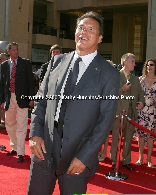 Jim Plunkett .ESPY Awards.Kodak Theater.Los Angeles, CA.July 14, 2005.©2005 Kathy Hutchins / Hutchins Photo
