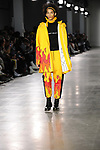 Bobby Abley, Catwalk shows at London fashion week Men's Collection.LFWM. Old Truman brewery London. 05.01.19