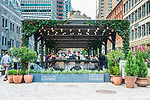 Seaport Garden Bar, Cavelli, and by Chloe 2018