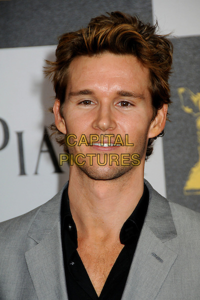 RYAN KWANTEN.25th Annual Film Independent Spirit Awards - Arrivals held at the Nokia Event Deck at L.A. Live, Los Angeles, California, USA..March 5th, 2010.headshot portrait black grey gray stubble facial hair .CAP/ADM/BP.©Byron Purvis/AdMedia/Capital Pictures.
