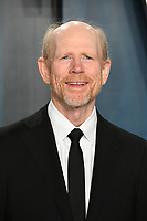 09 February 2020 - Los Angeles, California - Ron Howard<br /> . 2020 Vanity Fair Oscar Party following the 92nd Academy Awards held at the Wallis Annenberg Center for the Performing Arts. Photo Credit: Birdie Thompson/AdMedia